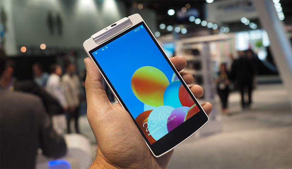 Polaroid annonce trois nouveaux smartphones dédiés aux selfies