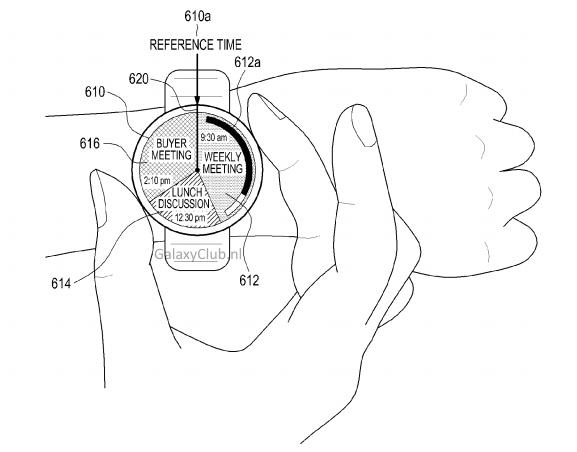 Orbis, la prochaine smartwatch ronde de Samsung pourrait s'appeler la Gear A