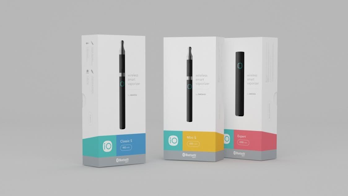 Smokio annonce l'arrivée prochaine de trois nouvelles e-cigarettes connectées