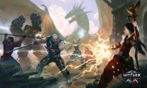 The Witcher Battle Arena tente d'introduire le genre du MOBA sur mobile