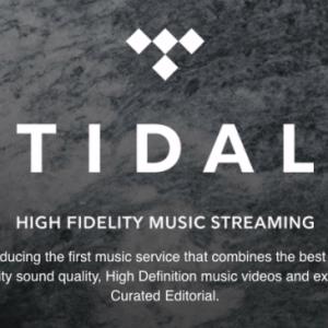 Tidal est enfin compatible Chromecast