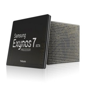 Samsung démarre la gravure en 14nm pour ses Exynos 7 Octa