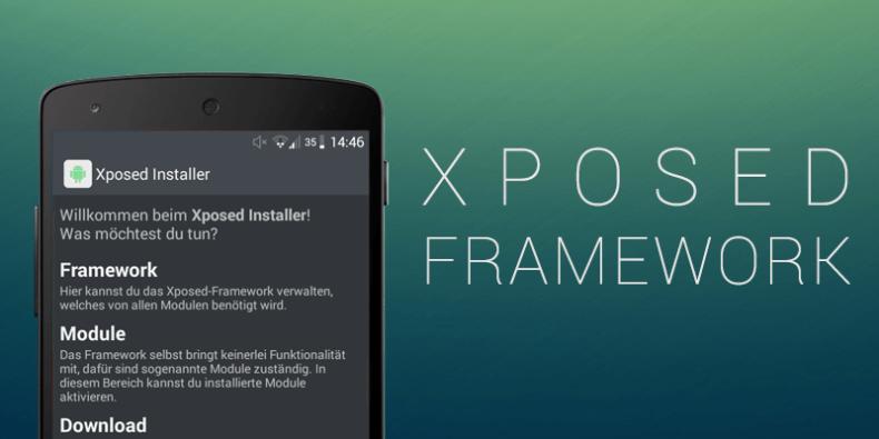 Xposed : le framework à tout faire en cours de portage sur Marshmallow