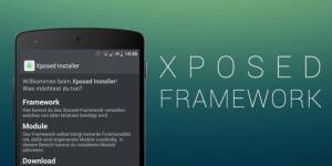 Xposed est désormais compatible avec Lollipop 5.0 et 5.1