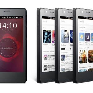 Canonical et BQ présentent le premier (vrai) Ubuntu Phone