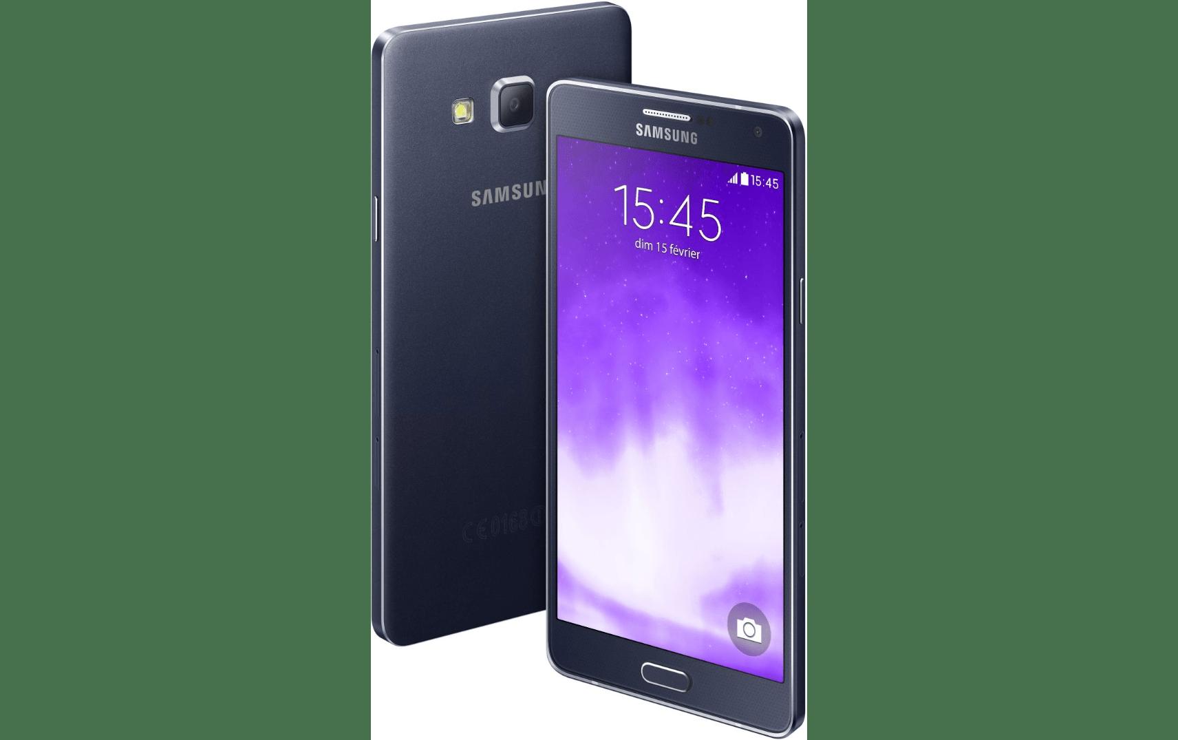 Samsung Galaxy A8 : un capteur d'empreintes digitales et une possible sortie en Europe