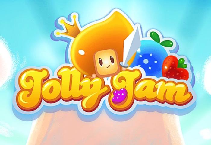 Jolly Jam, le cousin de Candy Crush signé Rovio