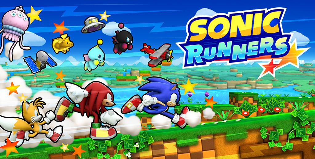 Sonic revient au pas de course sur Android