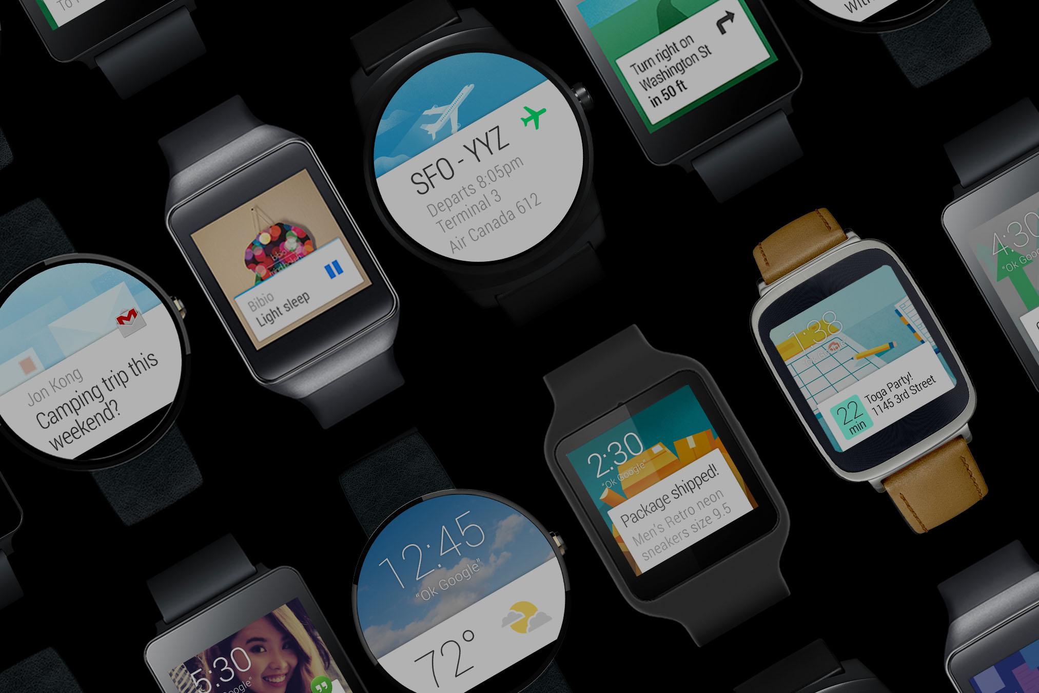 Android Wear, un lancement en demi-teinte à relativiser