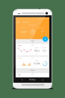 Withings Activité, Activité Pop et Pulse Ox : enfin une application Android !