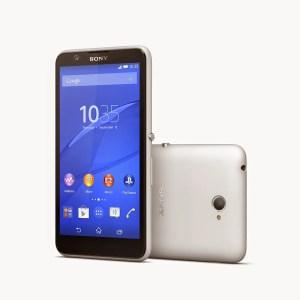 Le Sony Xperia E4 s'affiche à 130 euros en précommande