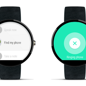 Google vous aide à retrouver votre smartphone depuis Android Wear