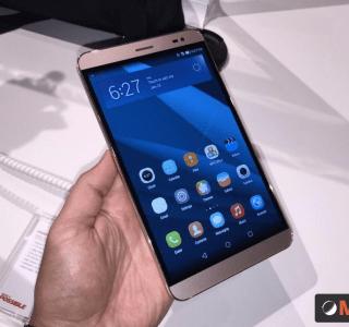 Huawei MediaPad X2, le smartphone hors-norme équipé du nouveau Kirin 930