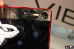 Prise en main du Lenovo Vibe Shot, le photophone alliant aluminium et verre