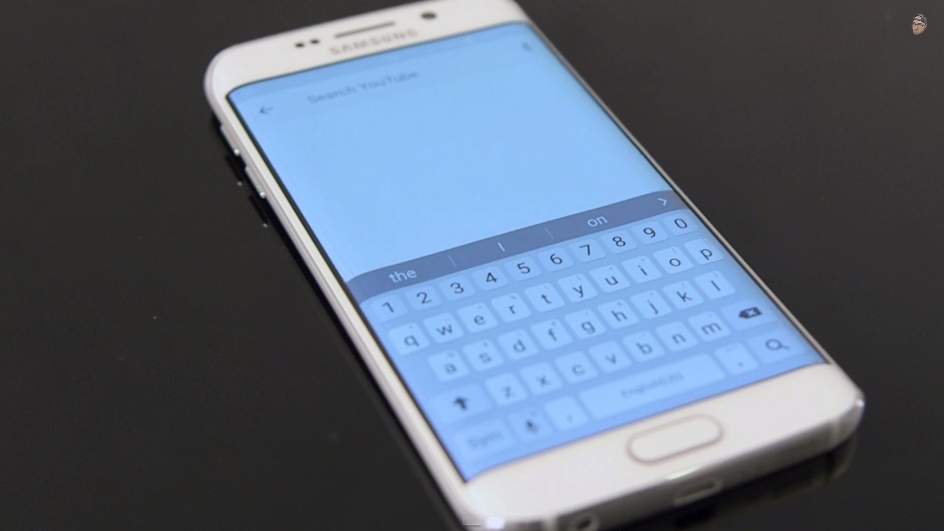 Samsung aurait encore amélioré l'écran AMOLED du Galaxy S6