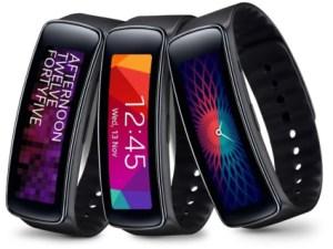 Samsung au travail sur un tracker d'activités à bas prix