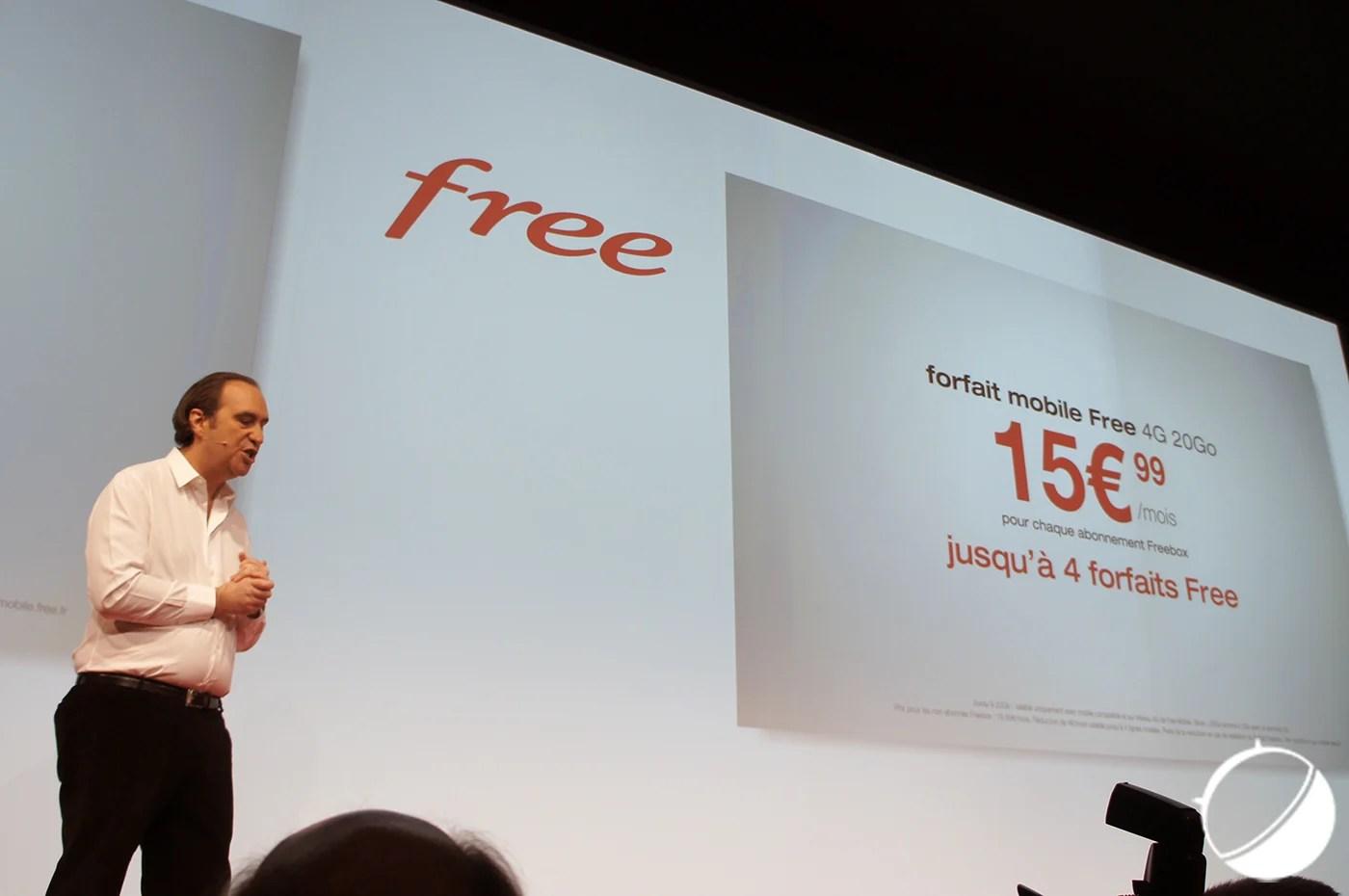 Free repasse devant SFR sur le fixe et gagne 400 000 nouveaux abonnés mobile