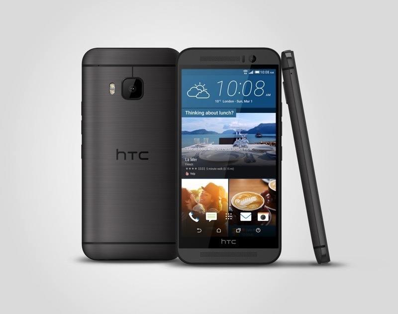 Le HTC One M9 en précommande chez Sosh et Orange à partir de 699 euros