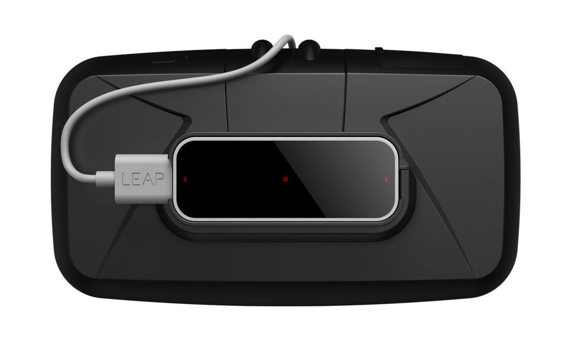 OSVR : Razer va intégrer la technologie de Leap Motion à son casque de réalité virtuelle