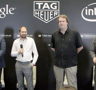 Tag Heuer lancera bien sa première montre connectée sous Android Wear