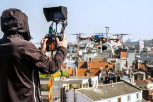 Drones : les solutions contre les survols illicites se multiplient