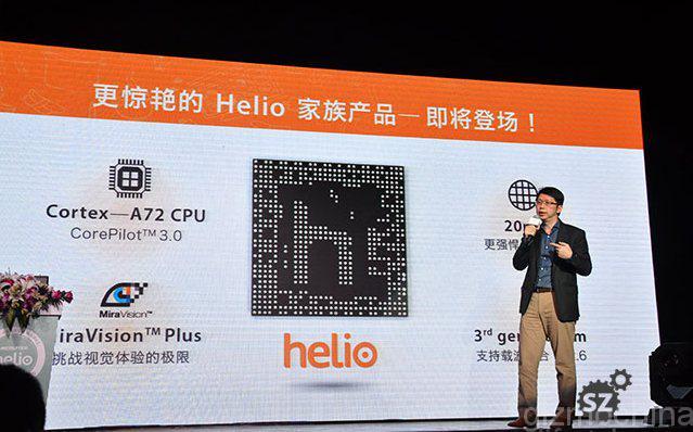 MediaTek dévoile le Helio X20 avec ses 10 coeurs