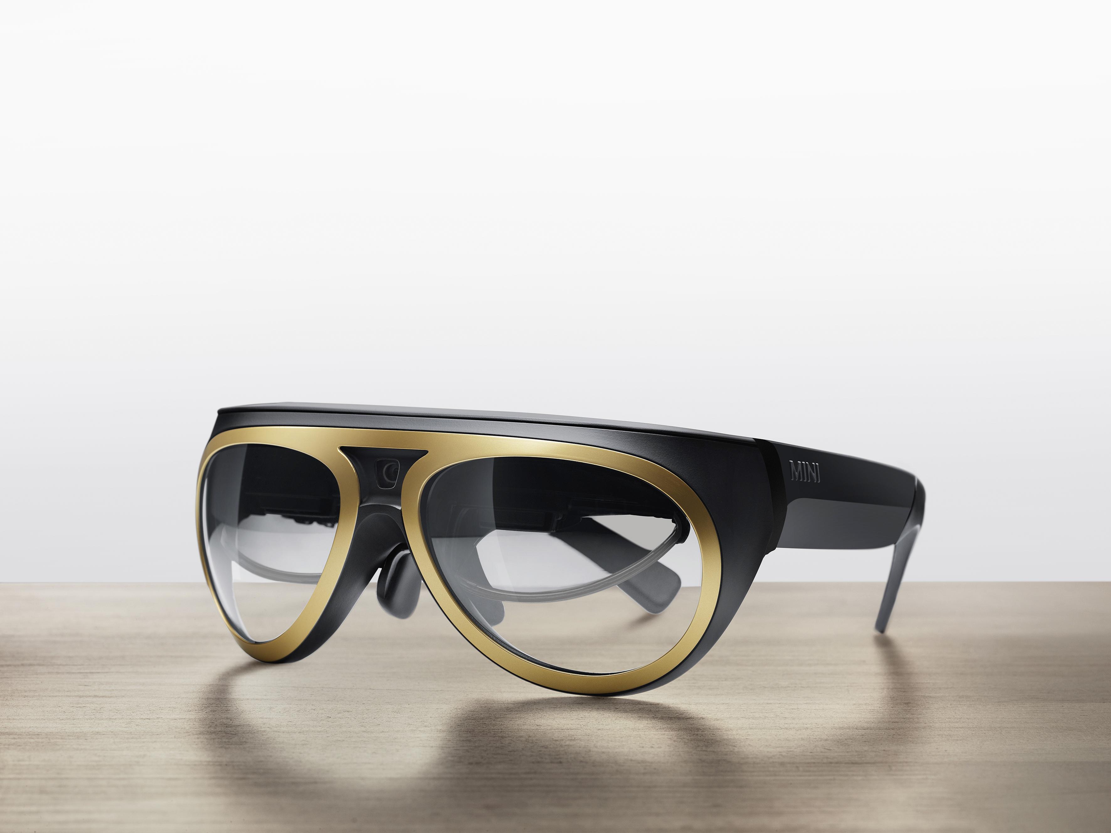 BMW : un prototype de lunettes de réalité augmentée sous Android