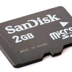Cartes microSD : tout comprendre sur leur compatibilité (variable) avec Android