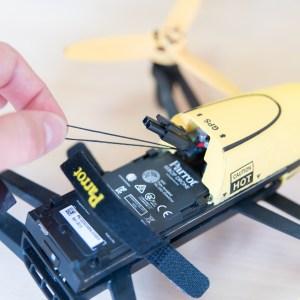 Les drones Parrot sont très faciles à détourner, selon des chercheurs