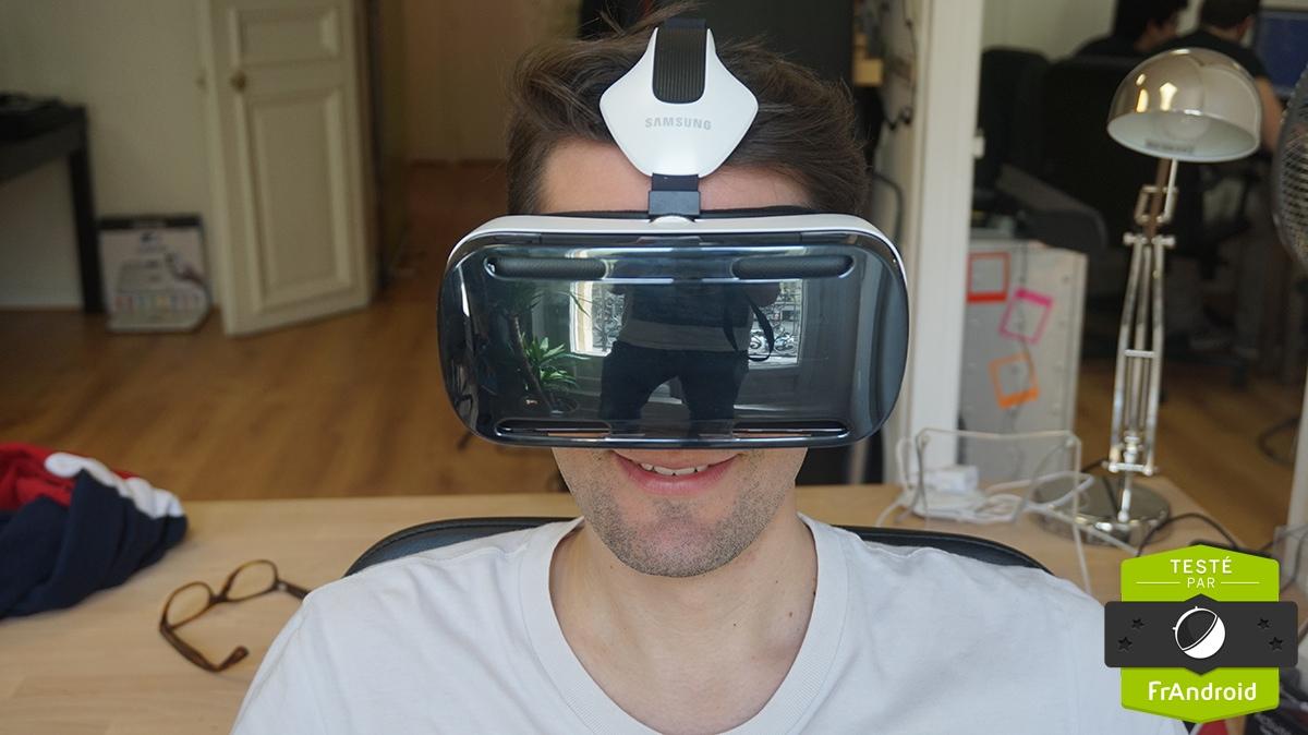 Test du Samsung Gear VR, un bon casque à la cible trop restreinte