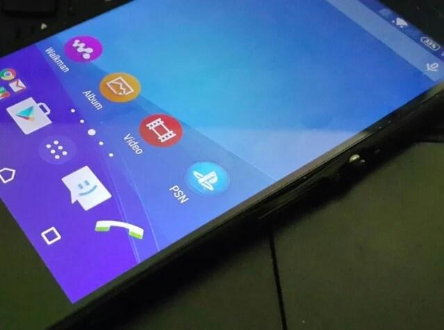 De nouvelles fuites pour le Sony Xperia Z4