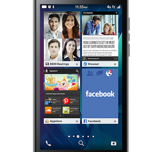 Le surprenant BlackBerry Leap est désormais disponible en précommandes