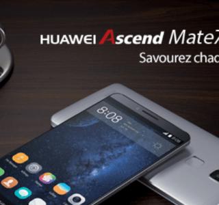 Vente flash : le Huawei Ascend Mate 7 est à 349 euros