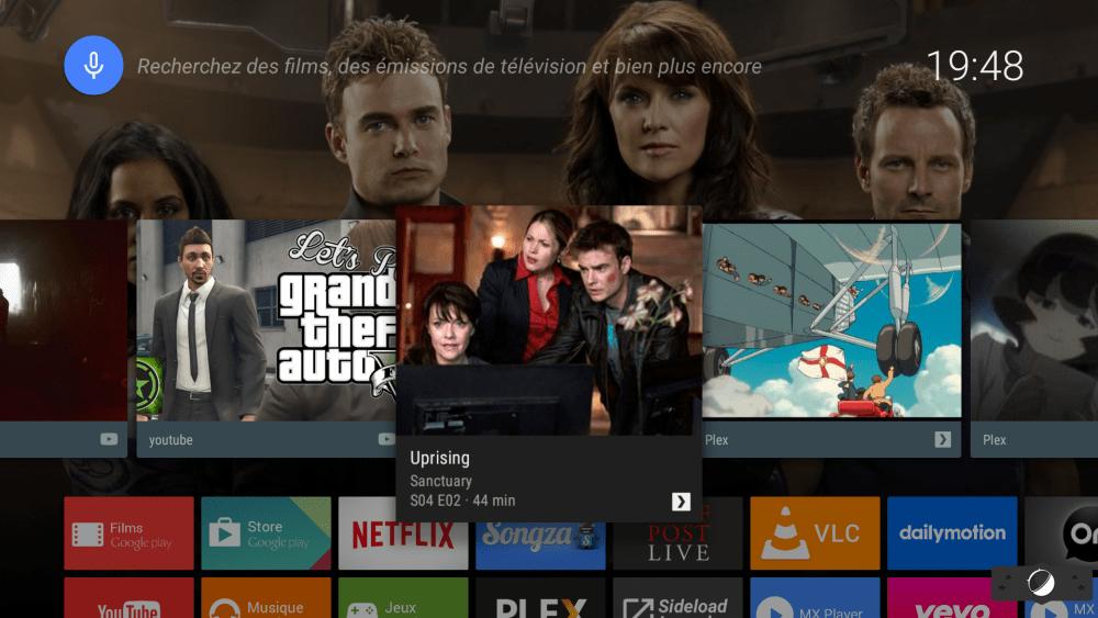 Android 5.1.1 : le déploiement commence sur Nexus Player