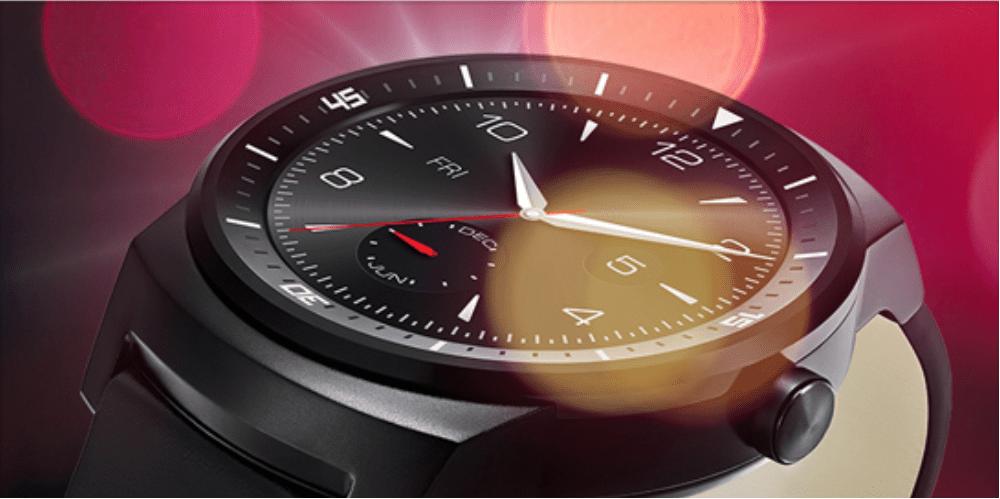 Bon plan : la LG G Watch R à 222 euros (+ 44 euros en bons d'achats)