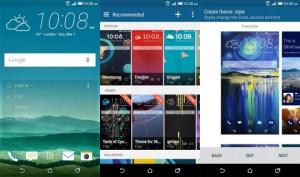 HTC apporte les nouveautés de Sense 7 sur les One M8 et M7