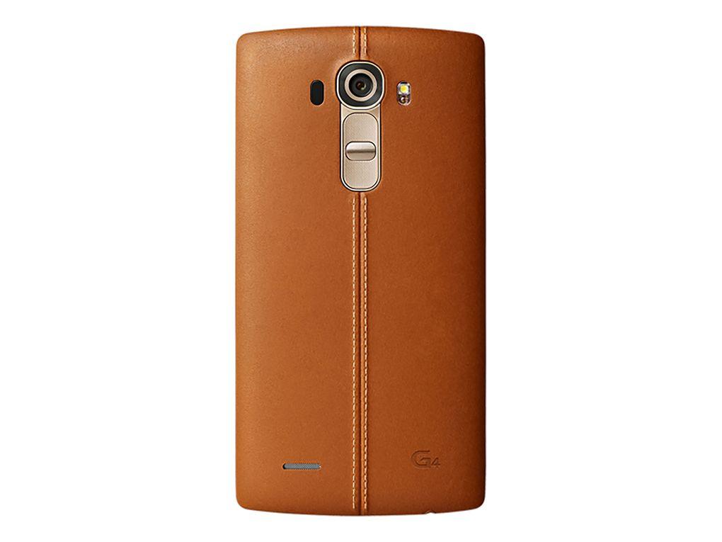 La coque du LG G4 est en «cuir végétal»