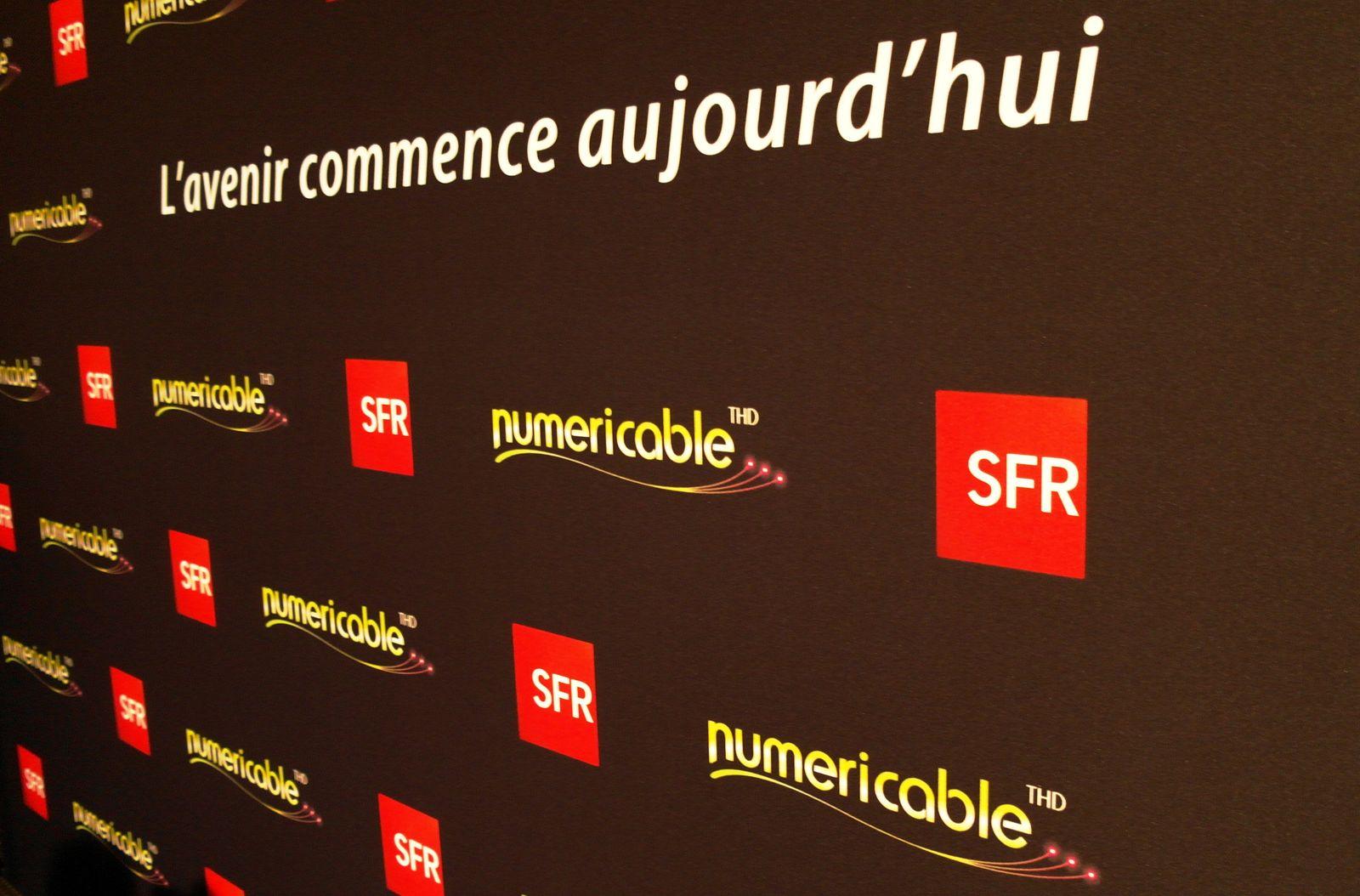 Numericable et Virgin Mobile disparaissent au profit de la marque SFR