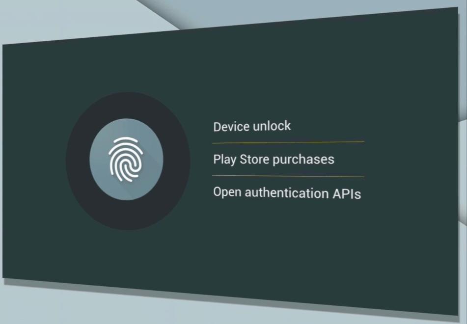 Android M : un support poussé des lecteurs d'empreintes digitales