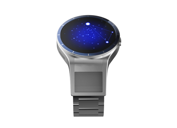 Lenovo Magic View, l'Android Wear aux deux écrans