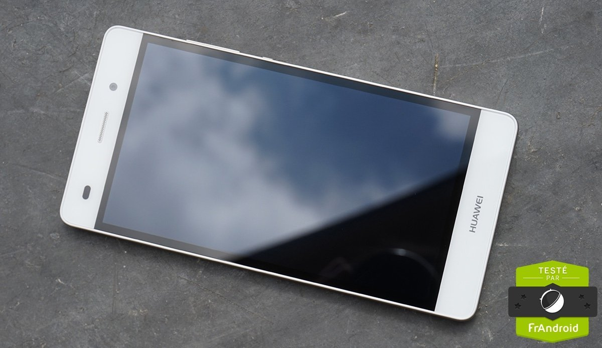 Test du Huawei P8 Lite : version allégée mais pertinente
