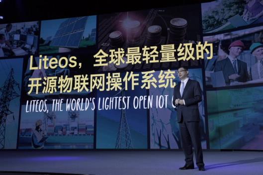 LiteOS : le système d'exploitation ultra léger (10 ko) de Huawei pour les objets connectés