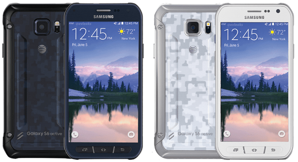 Samsung confirme l'existence du Galaxy S6 Active