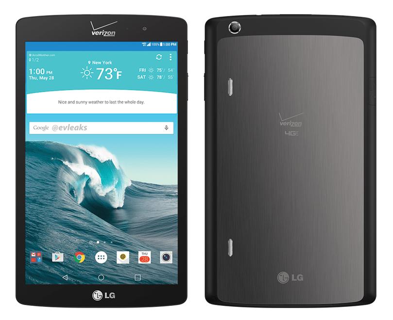LG G Pad X8.3 : nouvelles tablettes en vue pour LG ?