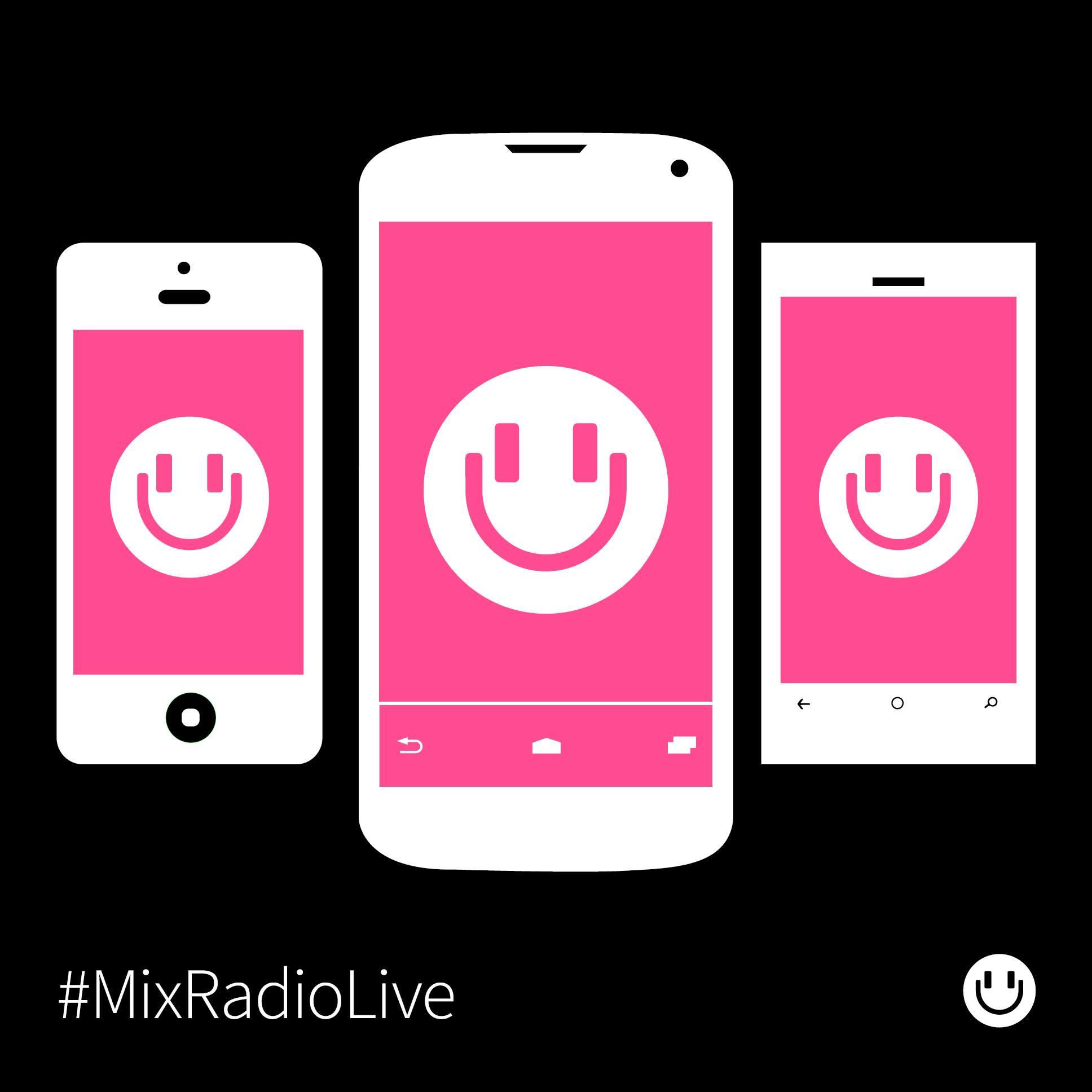 C'est désormais officiel, MixRadio est disponible sur Android