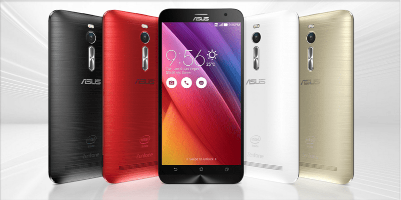 Asus : Une mise à jour pour le ZenFone 2 pour combler la faille Stagefright