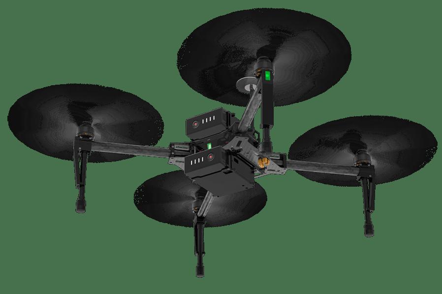 DJI Matrice 100 : enfin un drone capable d'éviter les obstacles