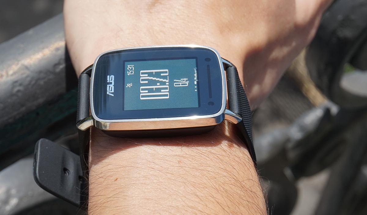 Test de l'Asus VivoWatch : une montre fitness de bonne facture