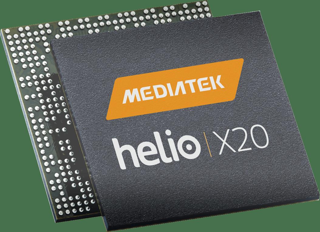 L'Helio X20 de MediaTek dans les smartphones dès le 20 octobre prochain