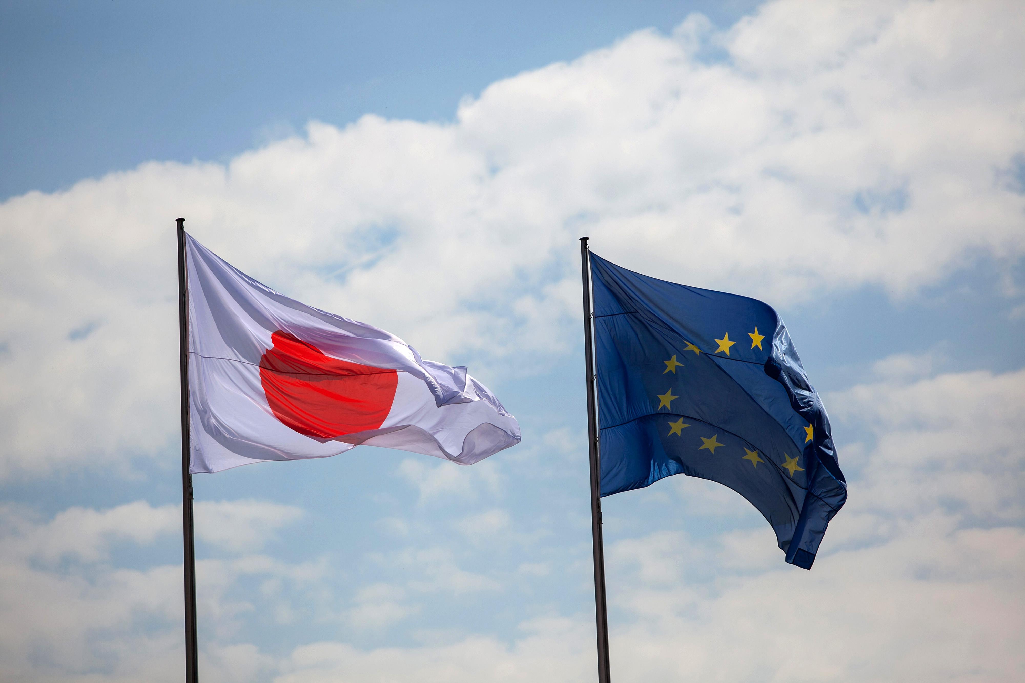 L'Europe et le Japon main dans la main pour les réseaux mobiles 5G